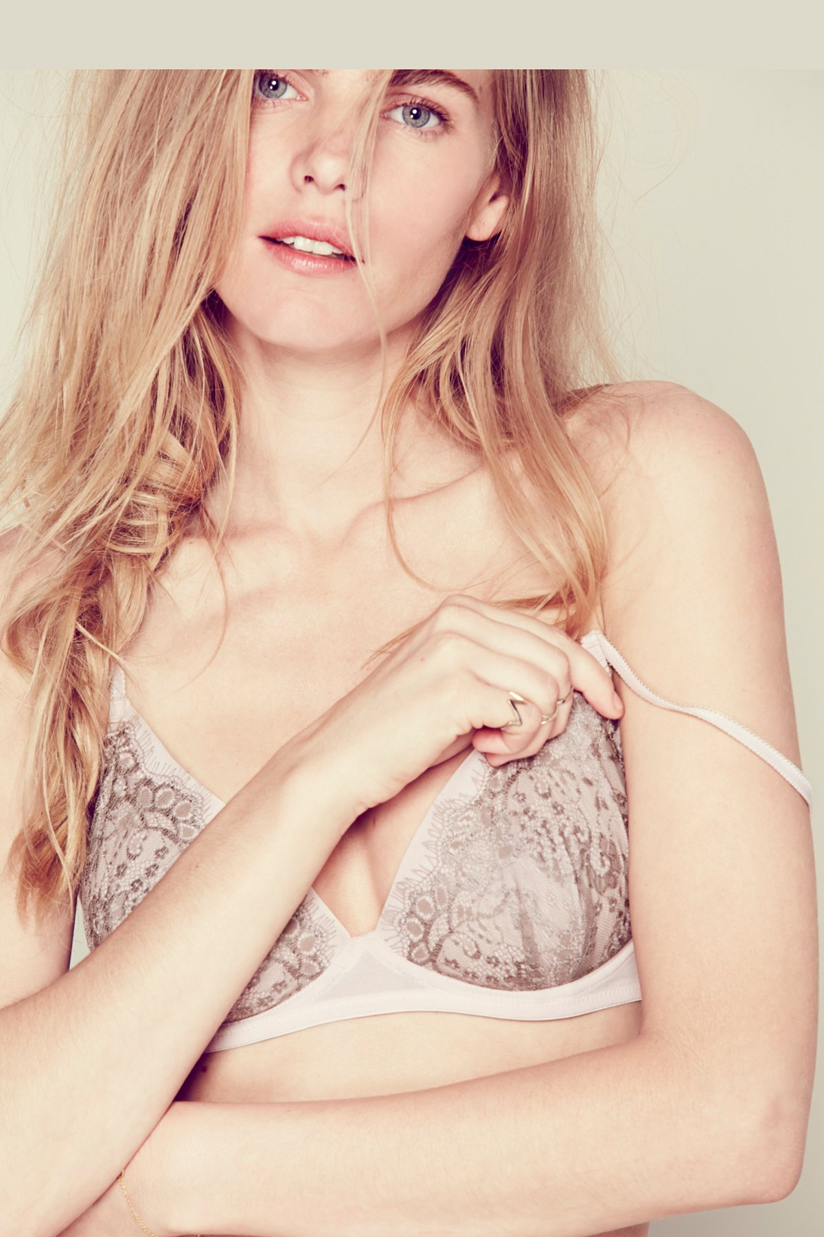 Veiled Graces Bra