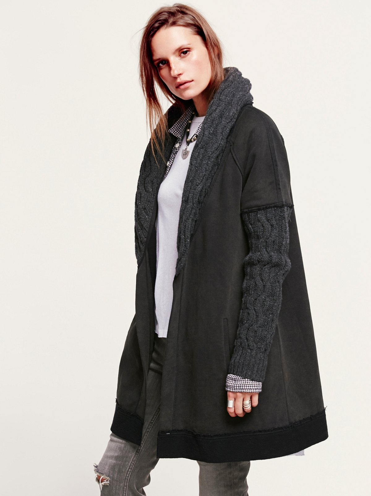 Brownstone Cable Cardigan