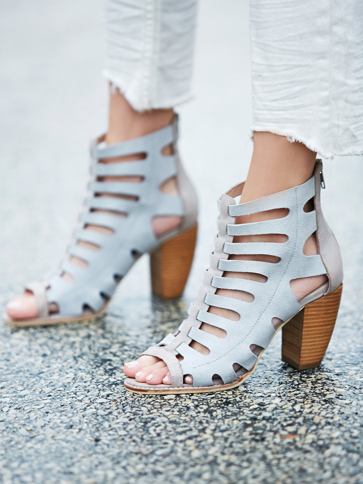 Go Lightly Heel