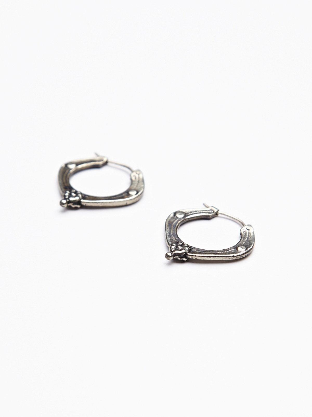 Hunter Hoop Earrings