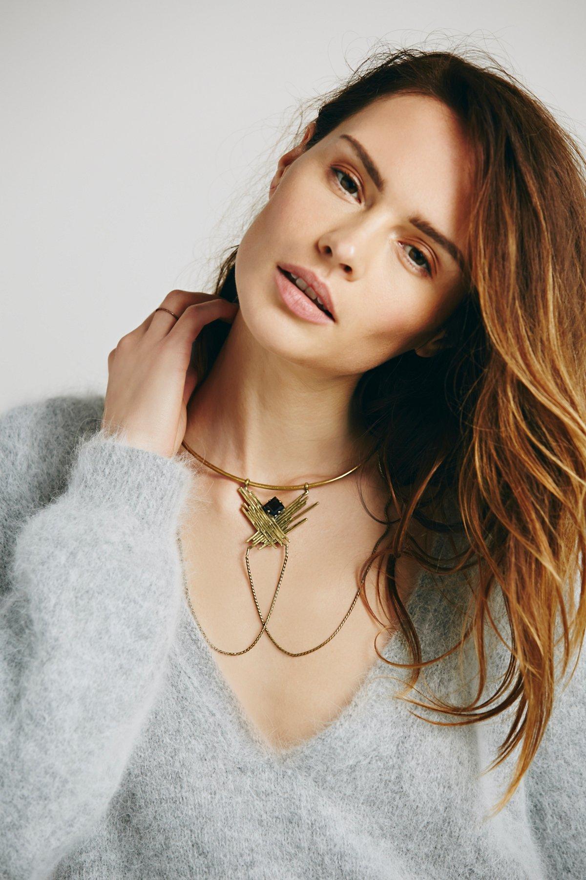 Delphic Necklace