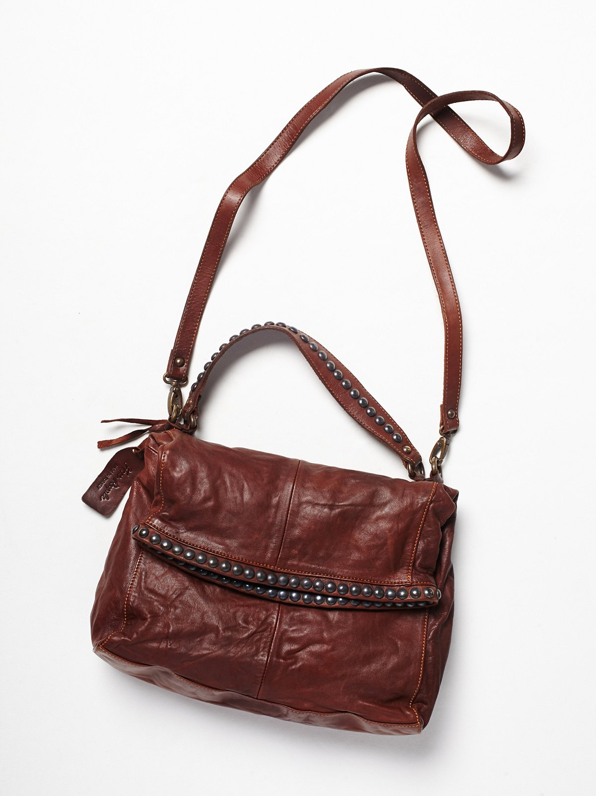 Greyson Leather Crossbody