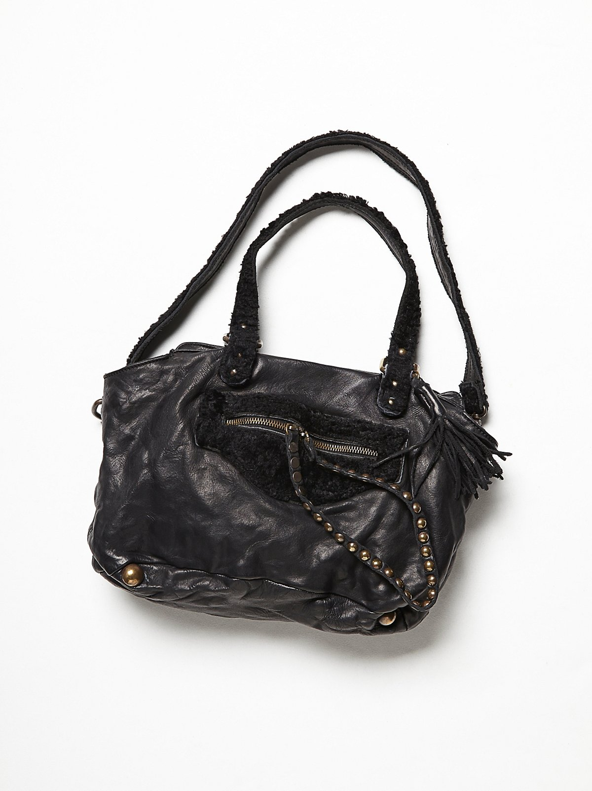 Atticus Leather Bag