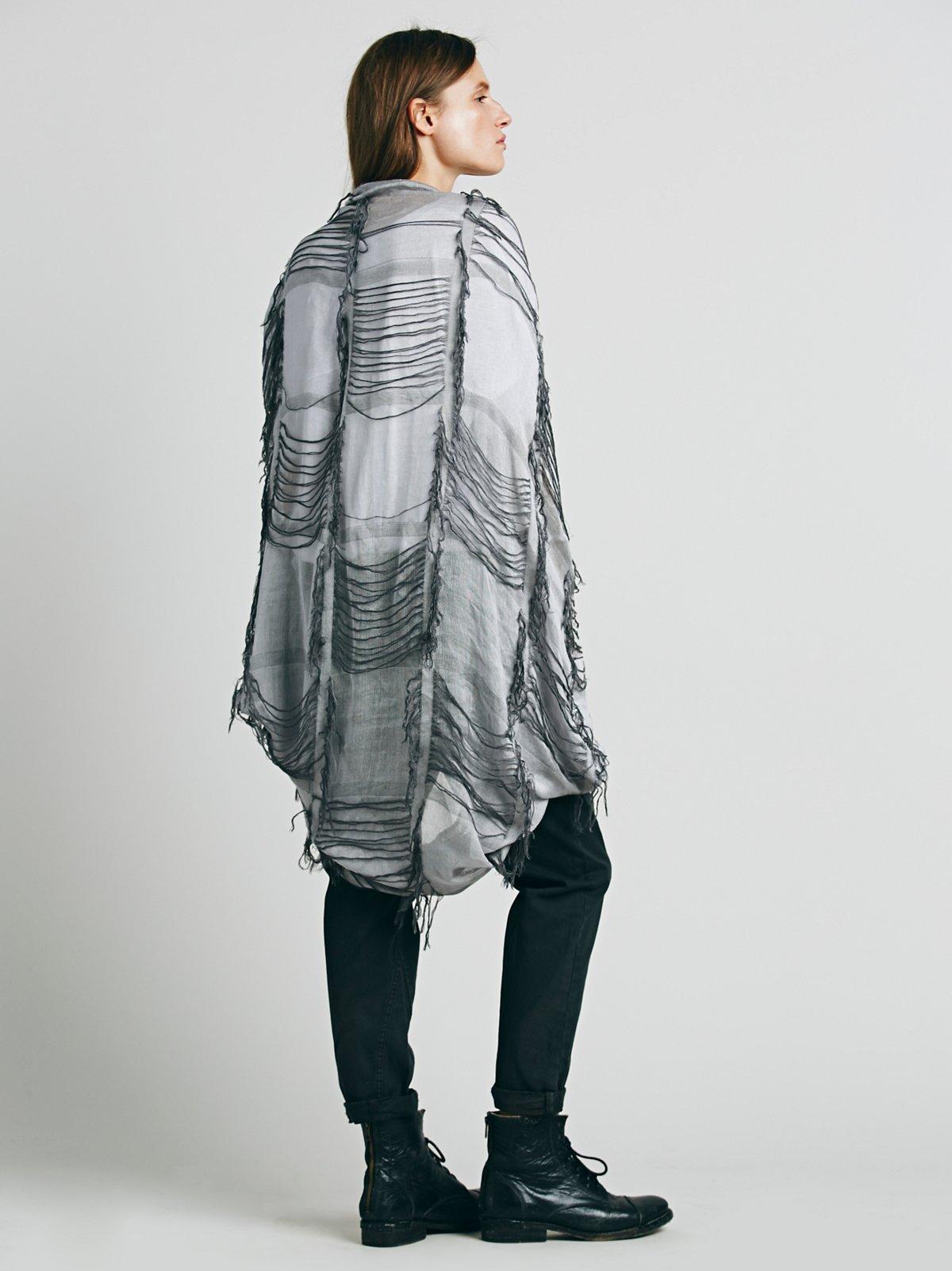 Shredded Kimono