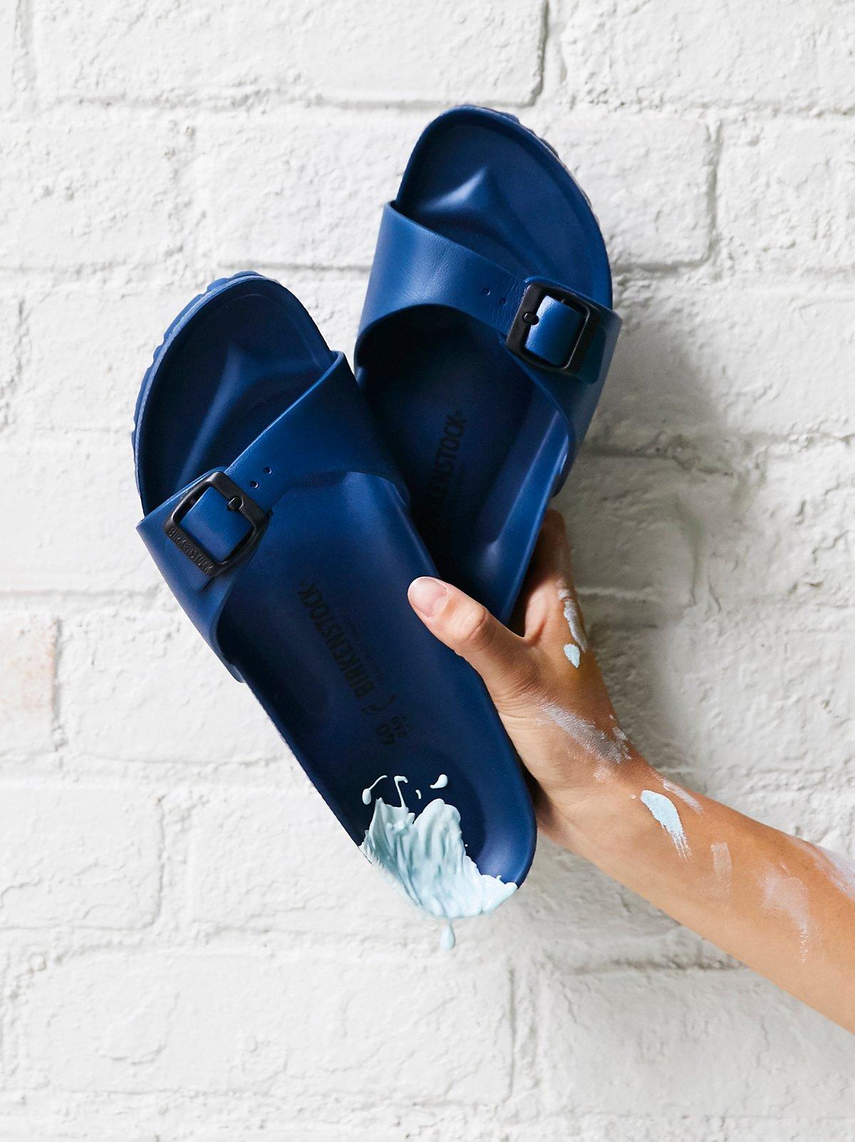 EVA Madrid勃肯鞋