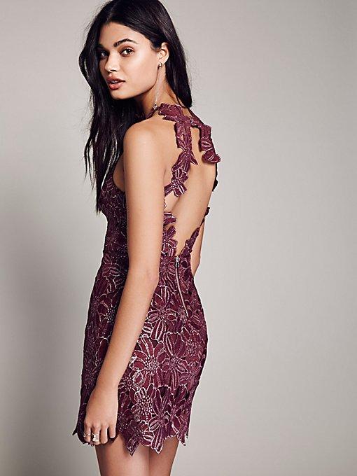 Product Image: Jessa Foil Lace Dress