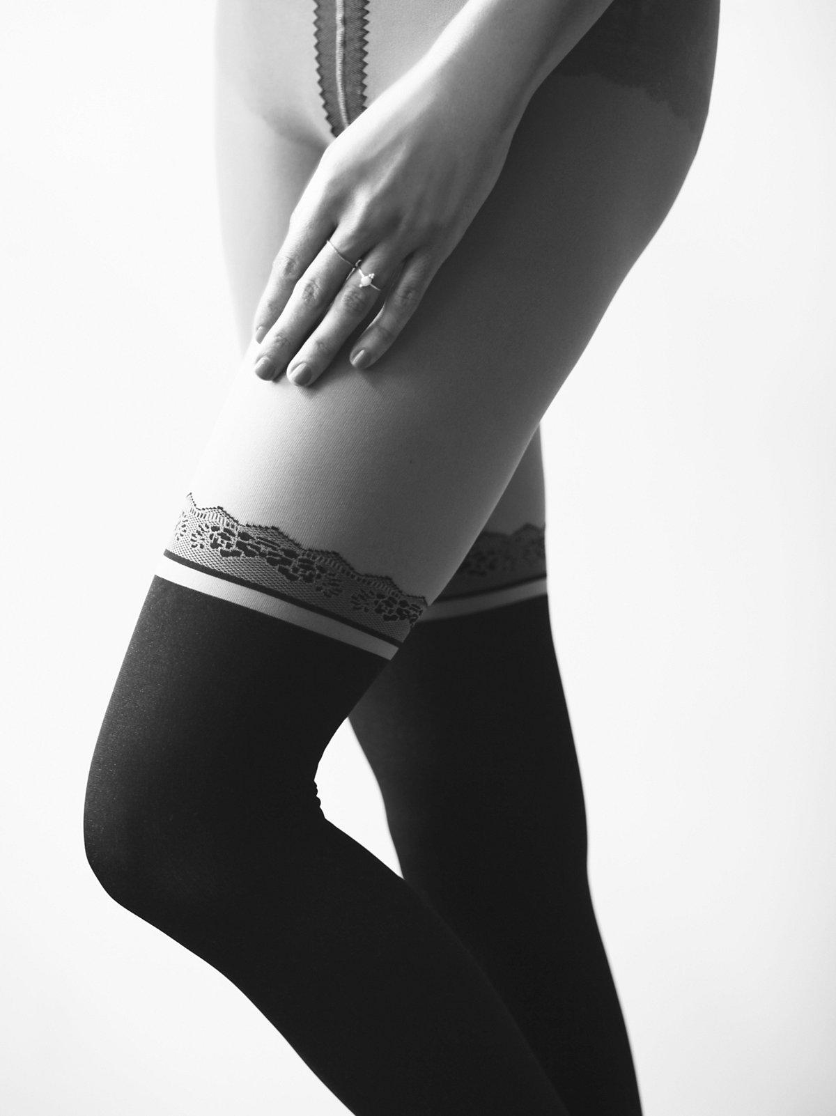 Lace Cuff Tight