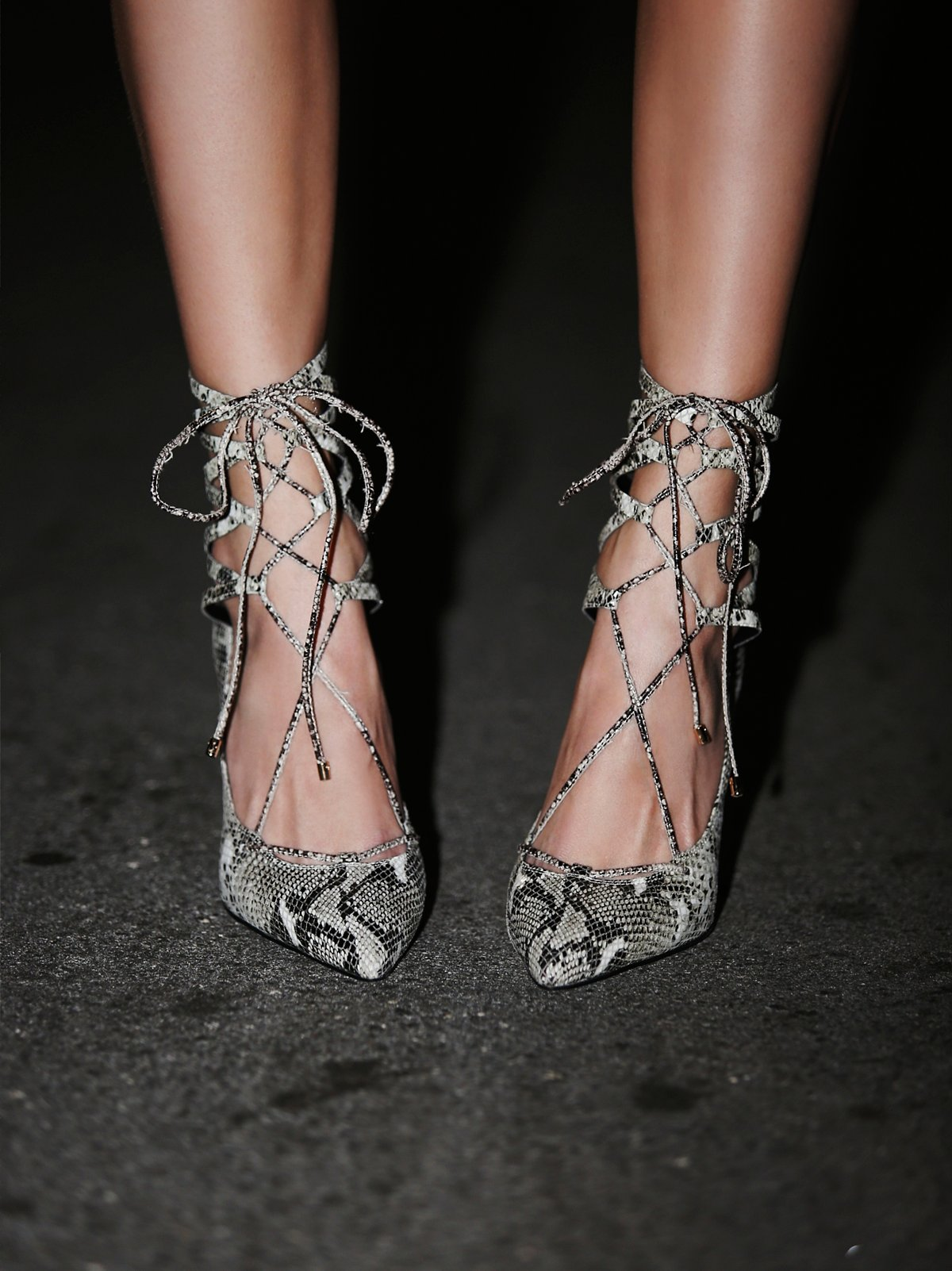 Hierro高跟鞋