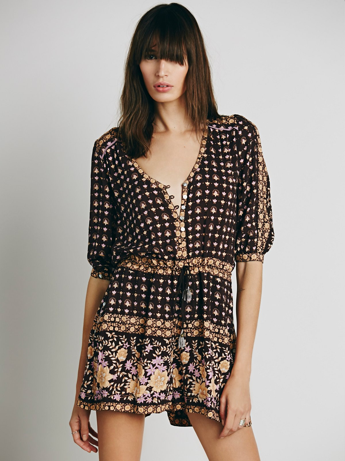 Desert Rose Playsuit