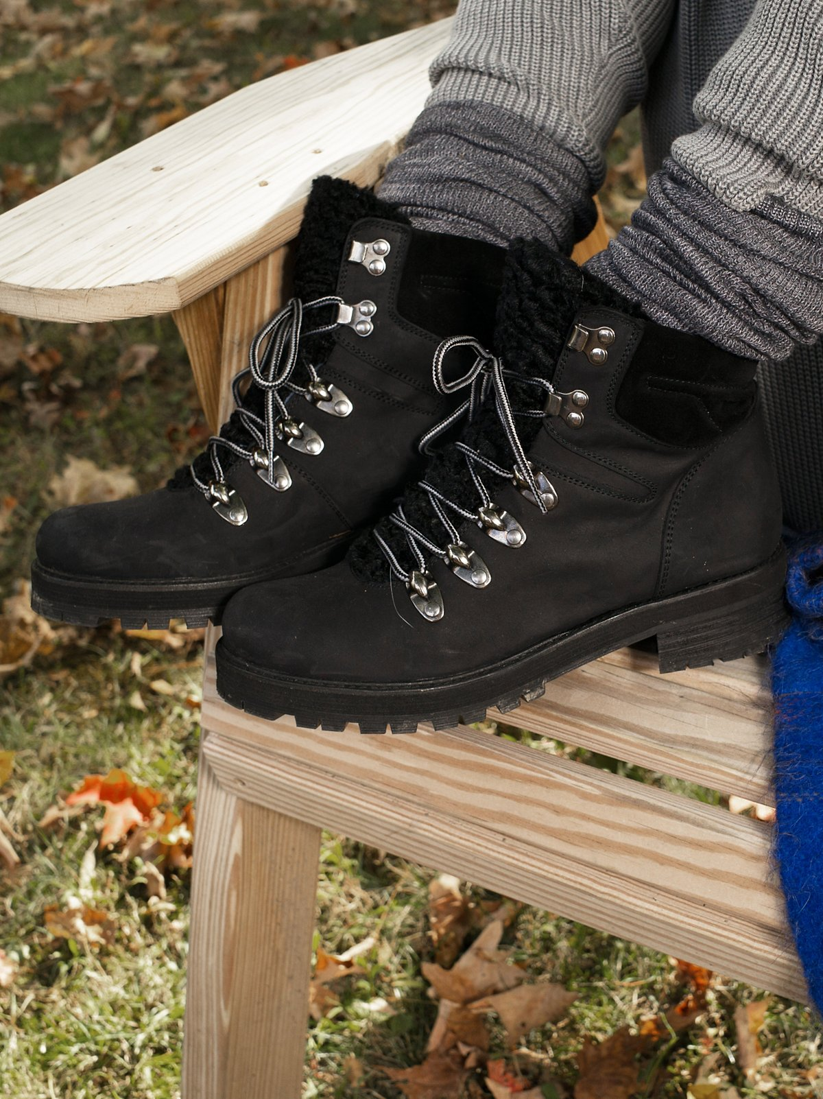 Icon Hiker Boot