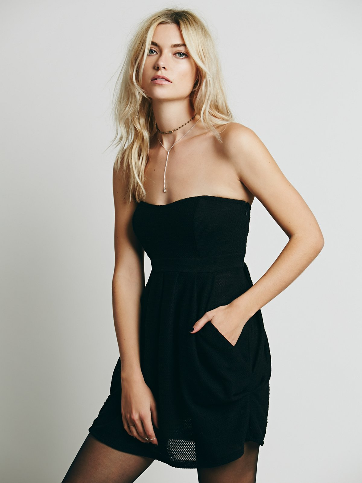 Nyima Tube Dress