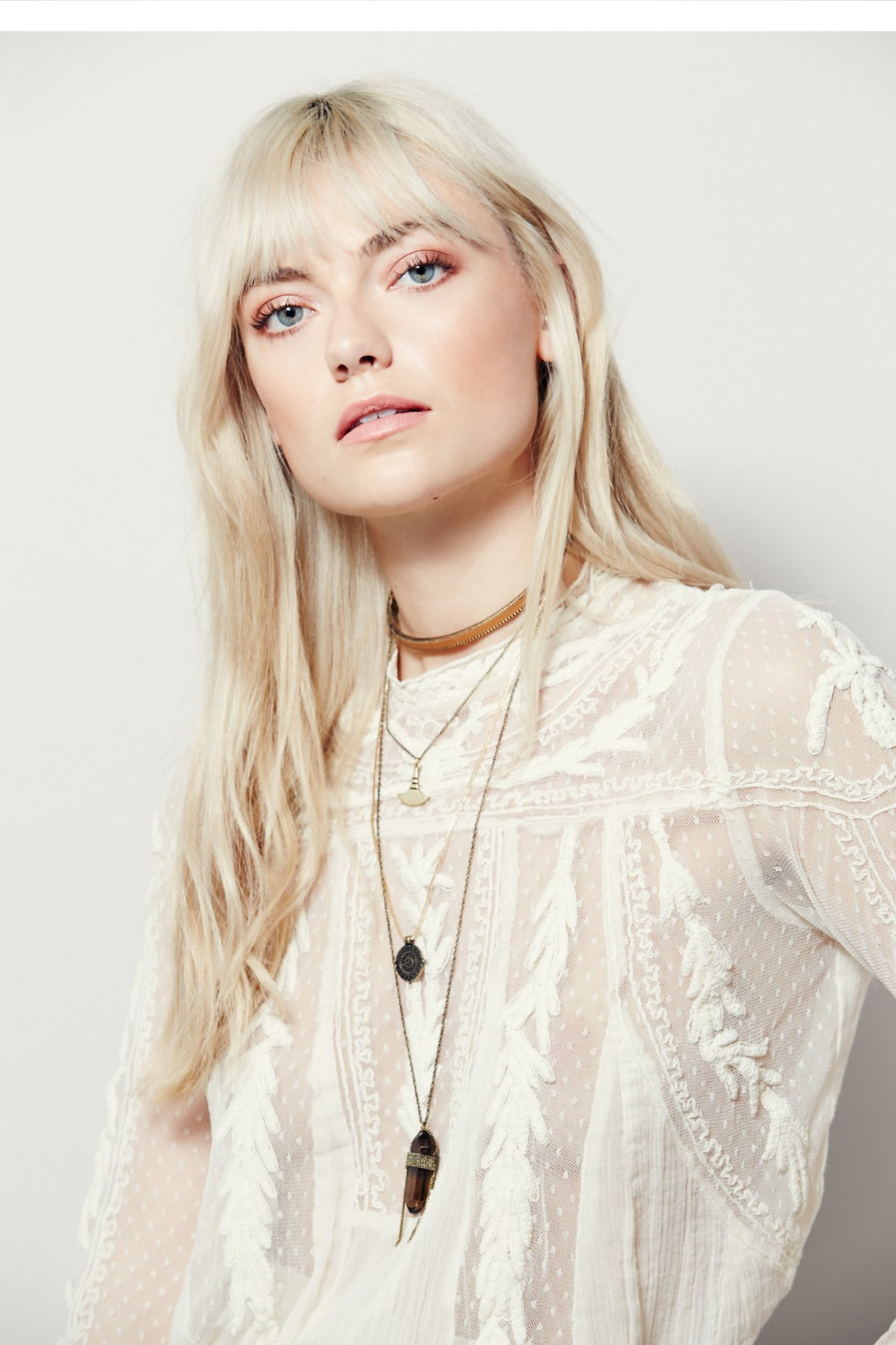 Dany Tiered Drop Collar