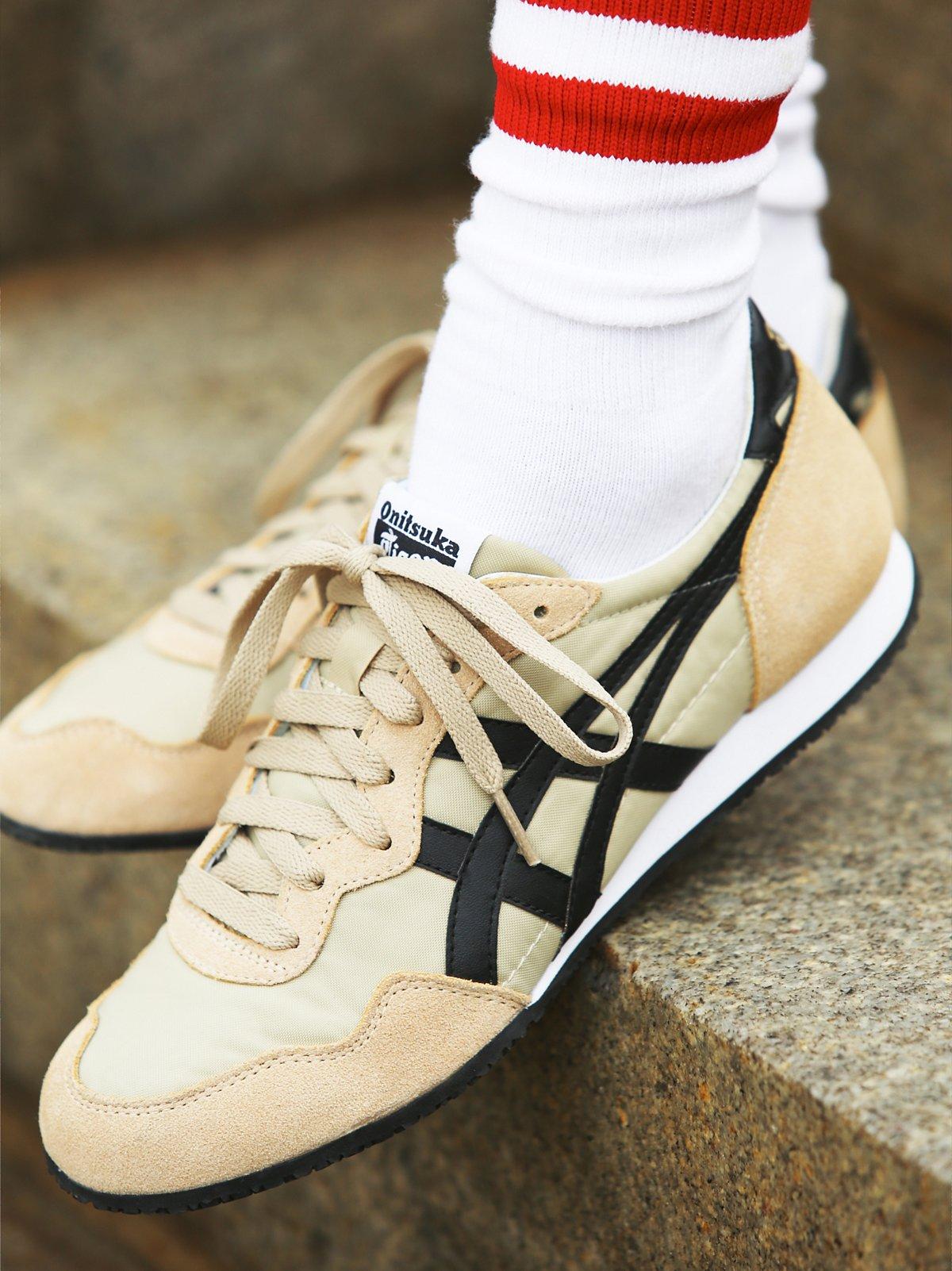 Serrano跑步鞋