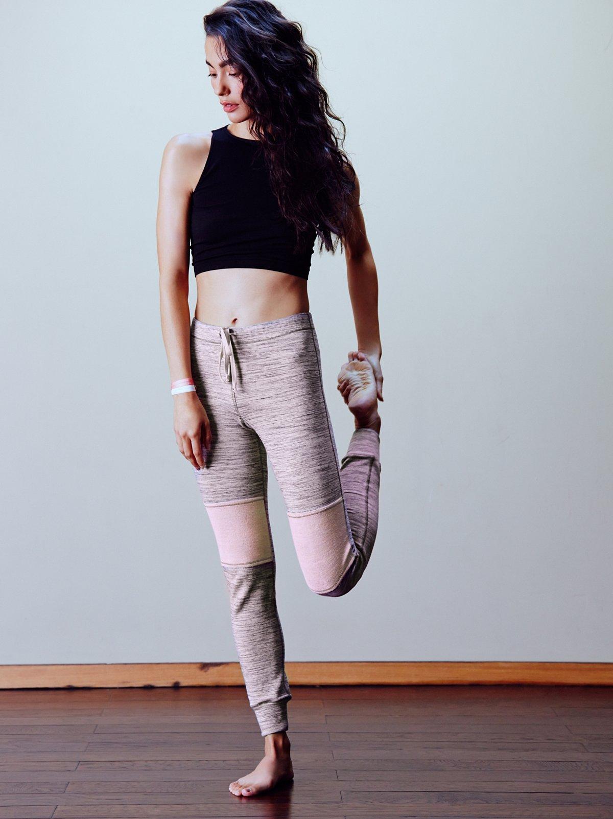 Barre Legging
