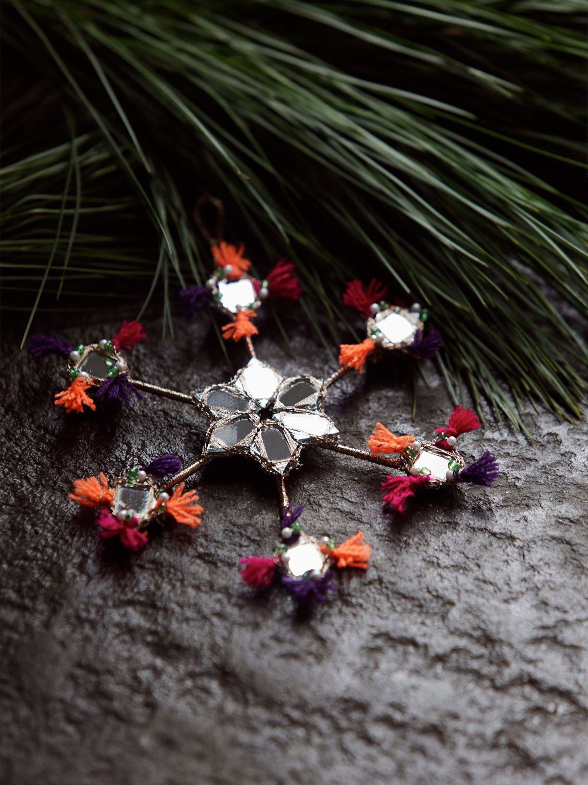 Small Snowflake Ornament