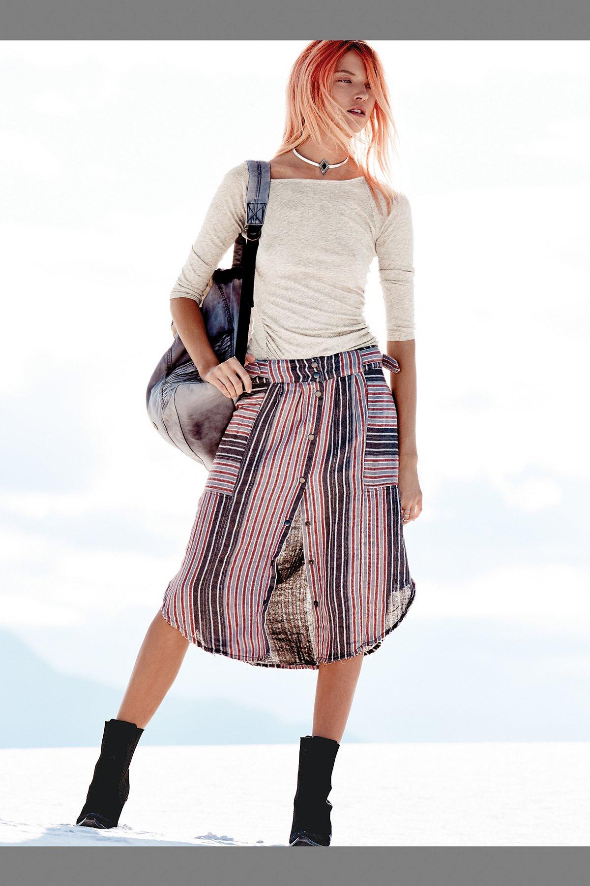 Train of Love Skirt