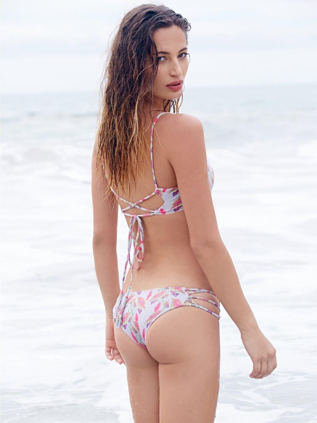 LA Riviera分体泳衣短裤