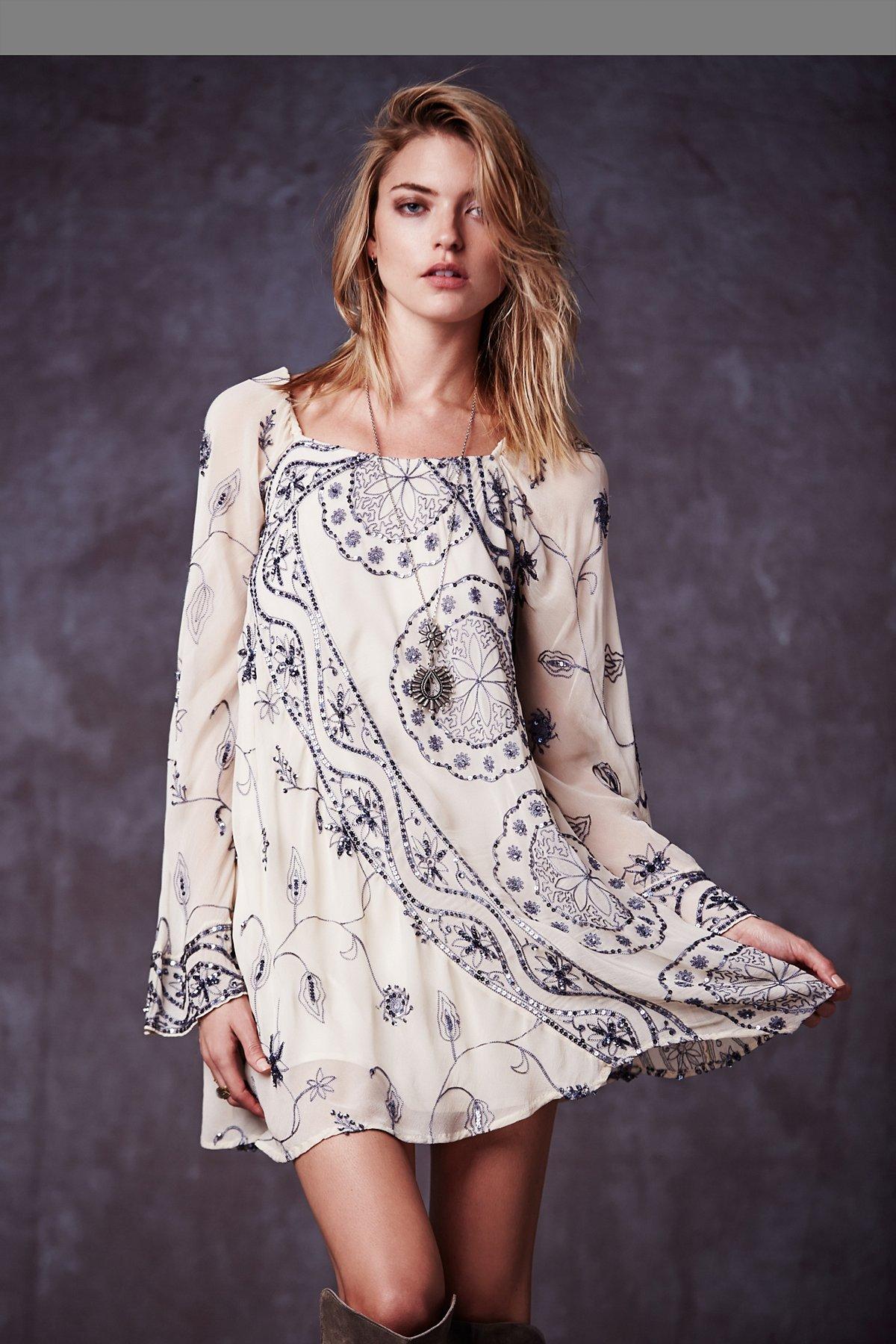 My Beloved Georgette Dress