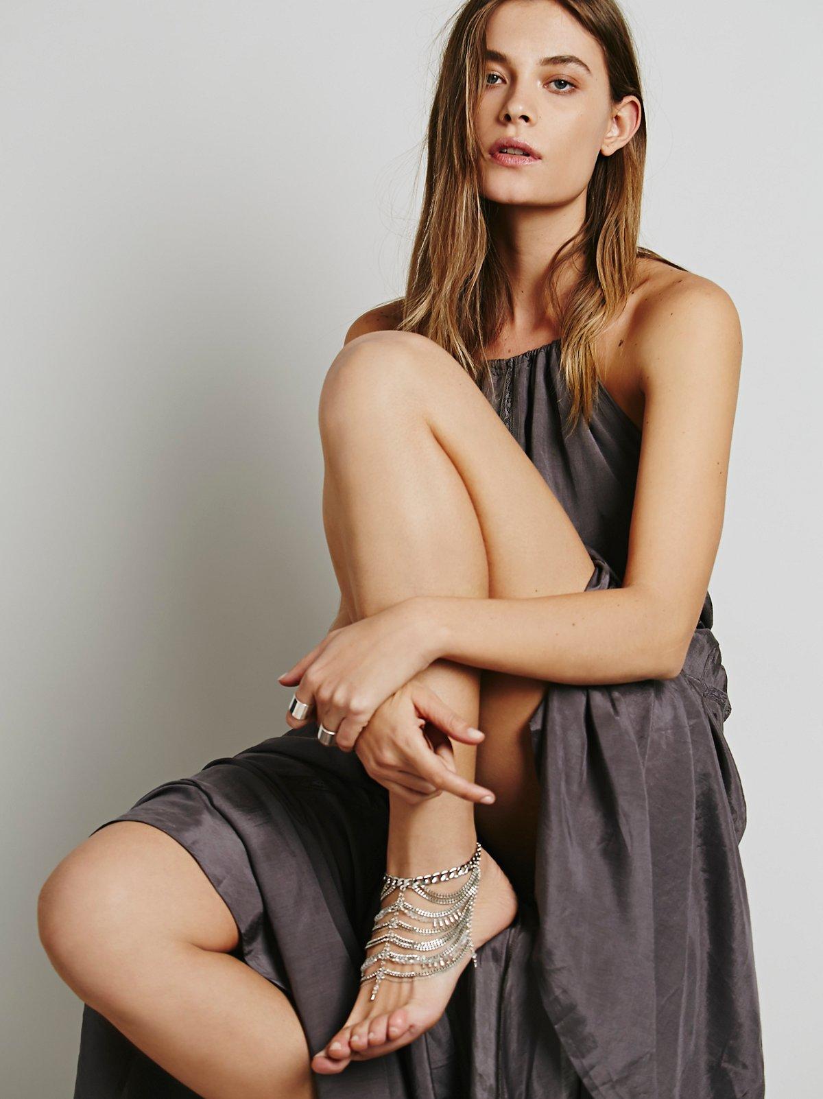 Isabella Anklet