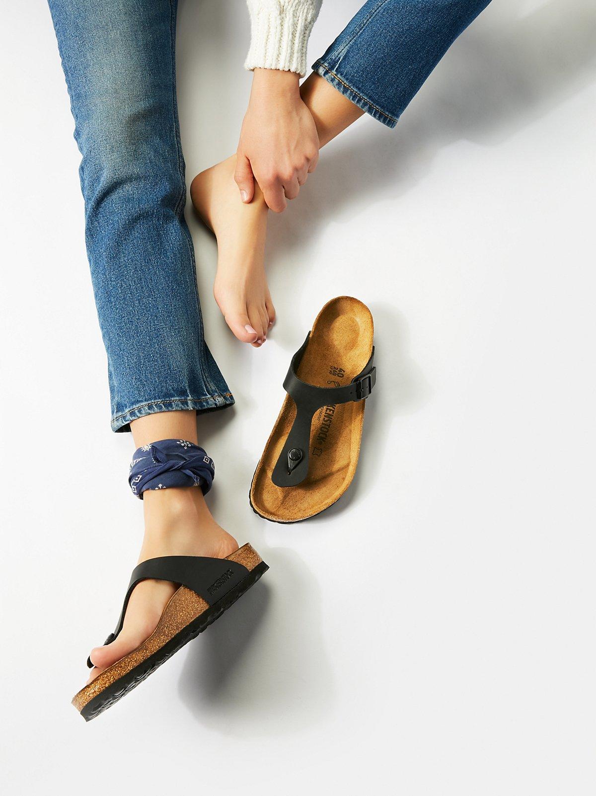 Gizeh勃肯鞋