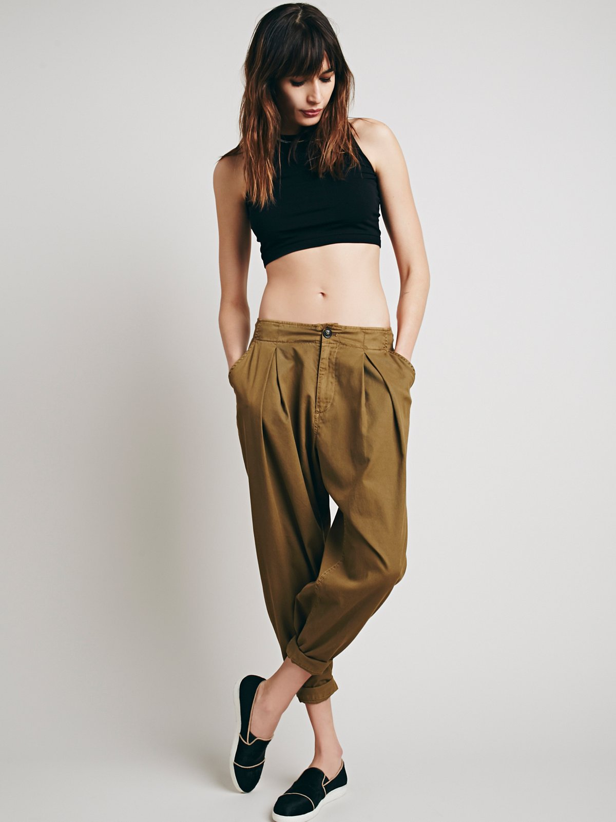 Extreme Slouchy Pant