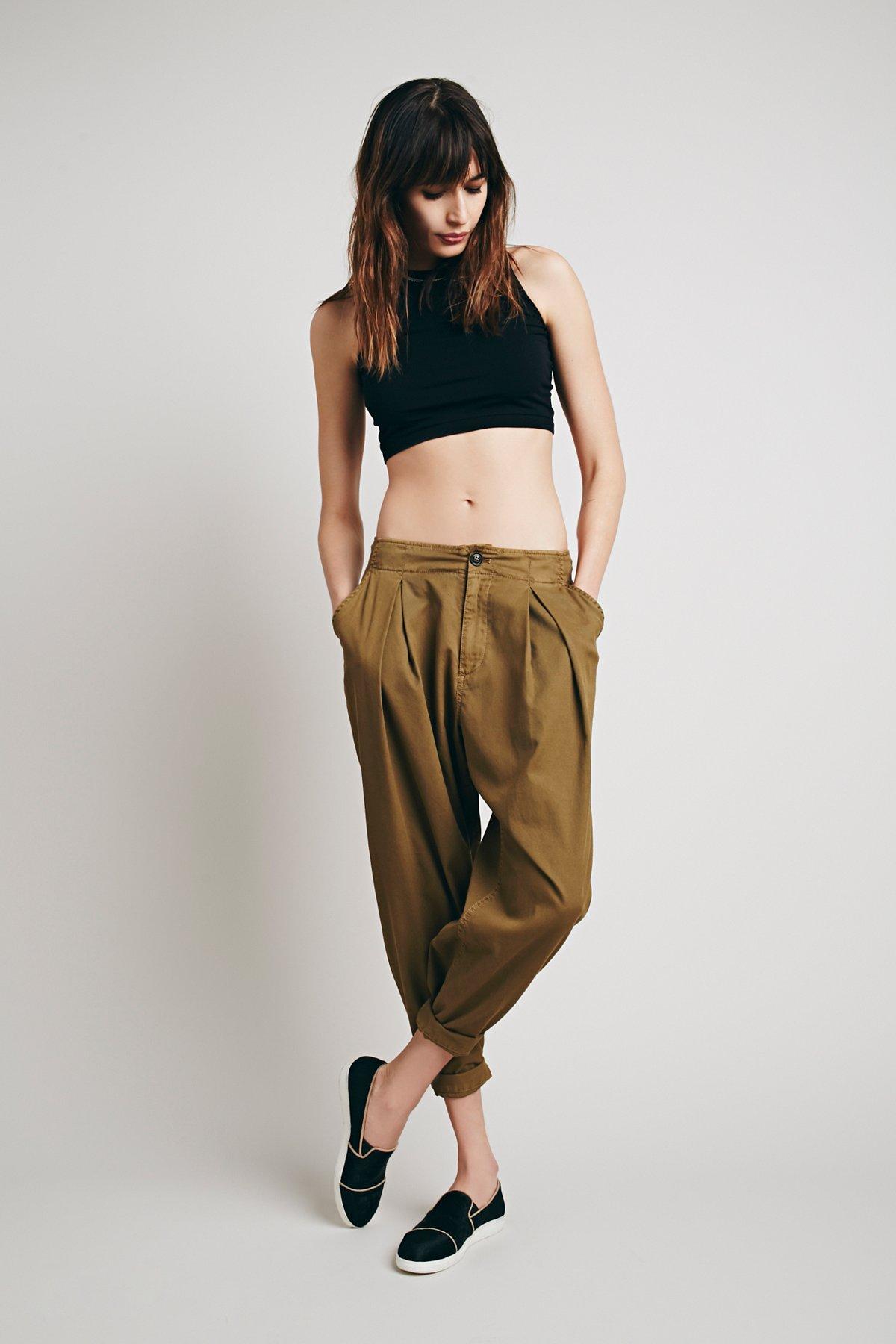 超级休闲裤