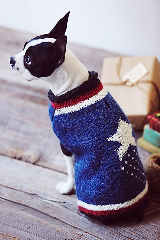 Product Image: Americana Dog Sweater