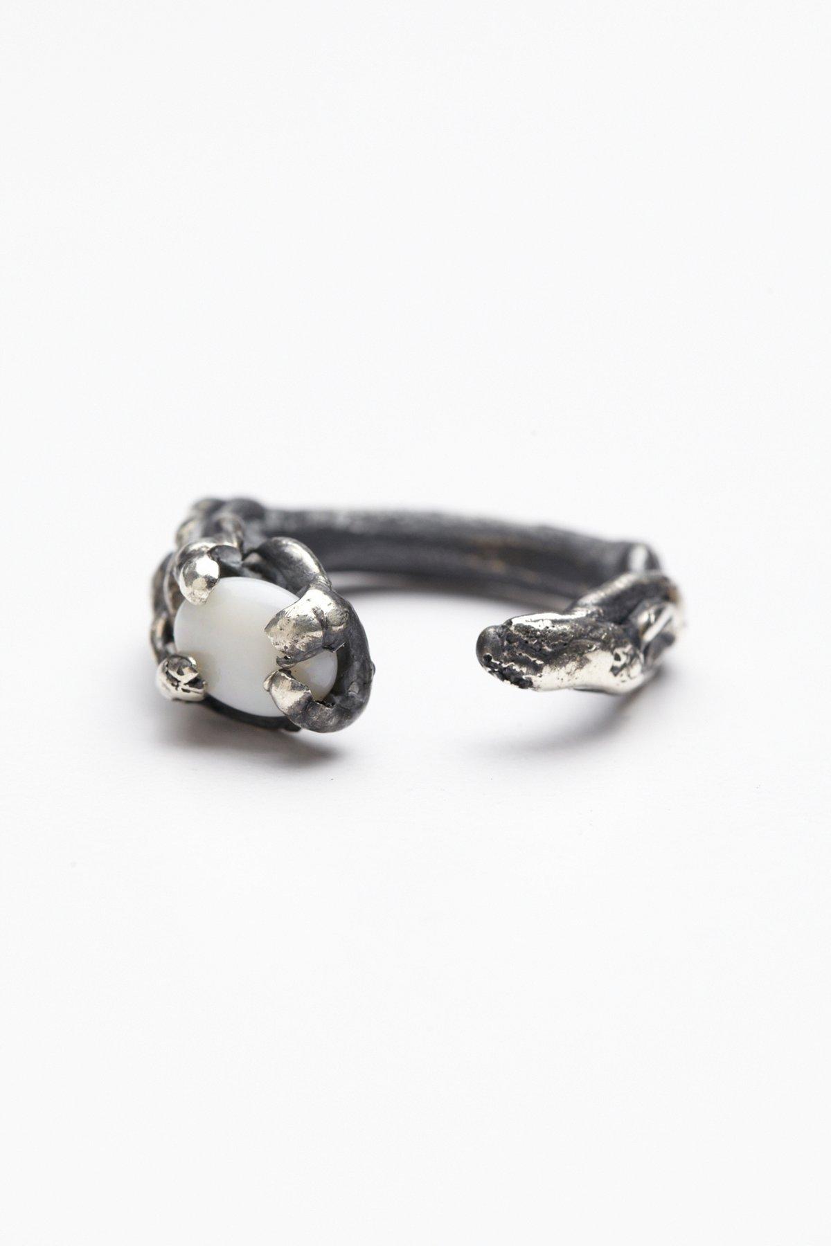 Atilius Opal Ring