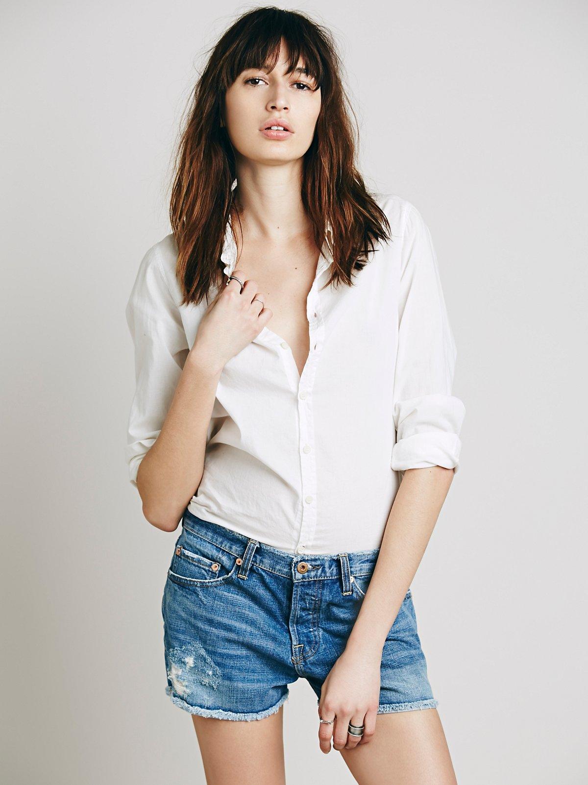 Jagger Cutoff Shorts