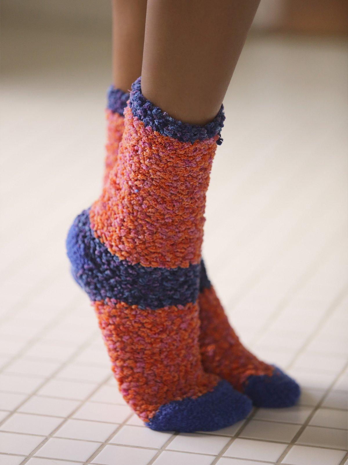 Vancouver Slipper Sock
