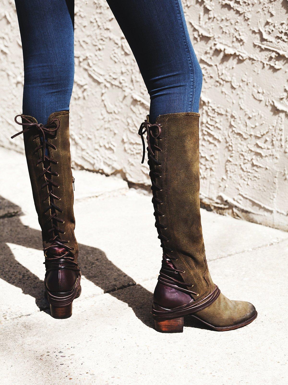 Coal高筒靴