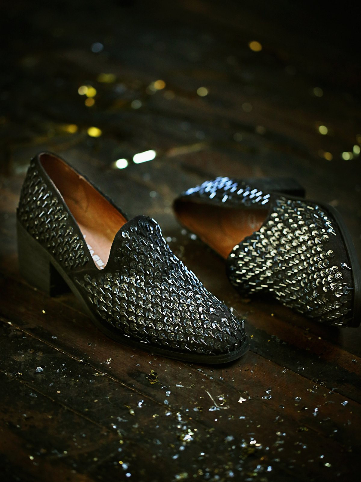 Venice Embellished Loafer
