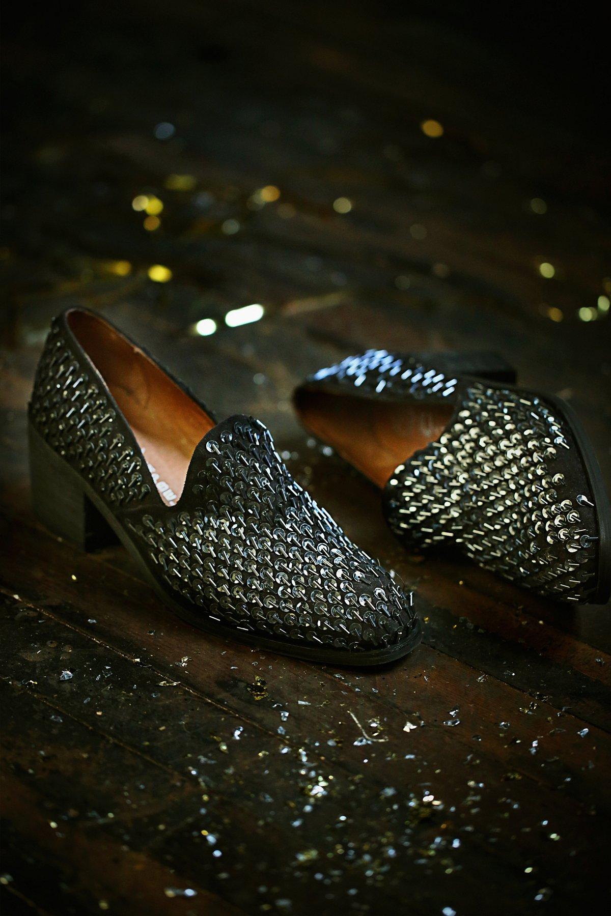Venice Embellished Loafer