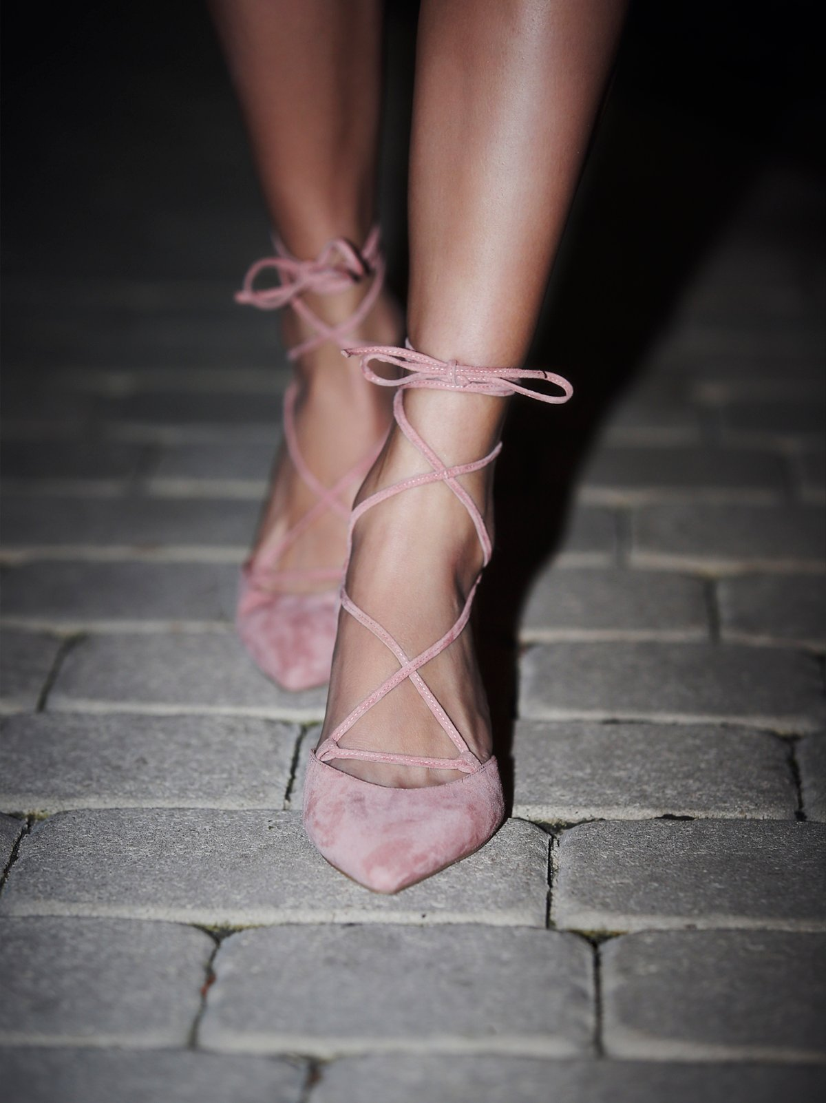 Andra中跟鞋