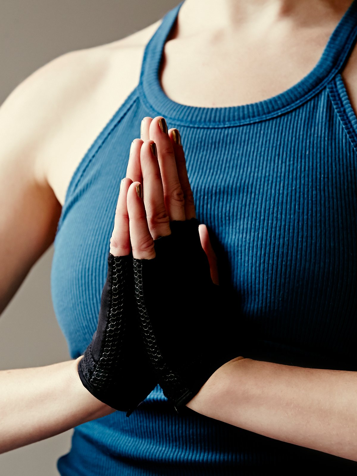 Yoga Grip Gloves
