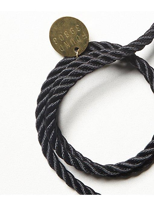 Product Image: Buffalo Plaid Rope Leash