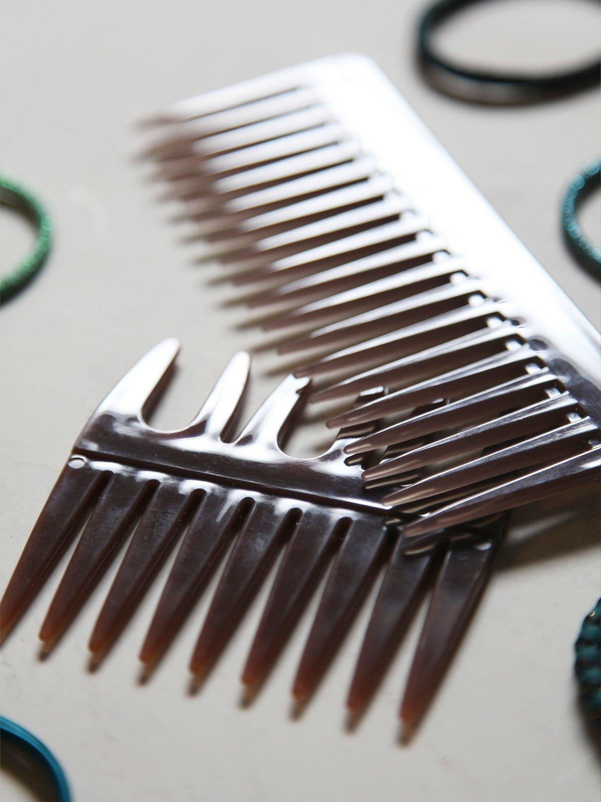 Argan Oil Wide Comb