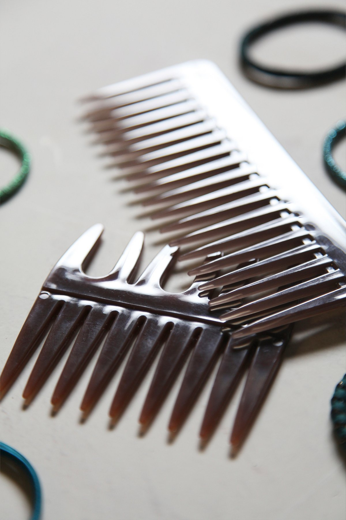 Argan Oil Wide Comb