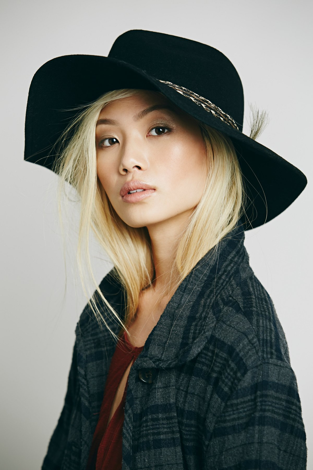 LTD Horsehair Tassel Hat