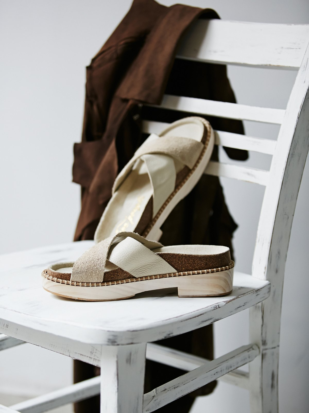 Brickel凉鞋