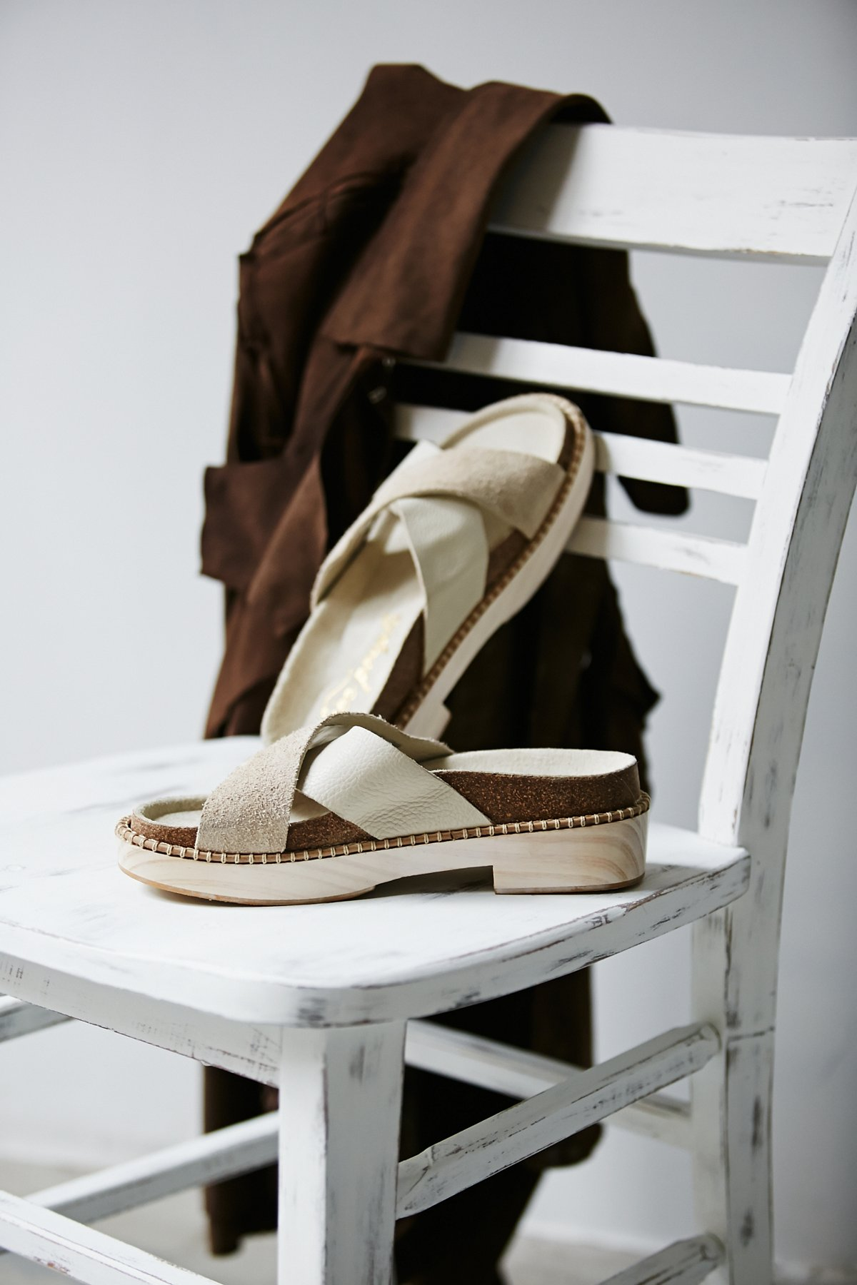 Brickel Sandal