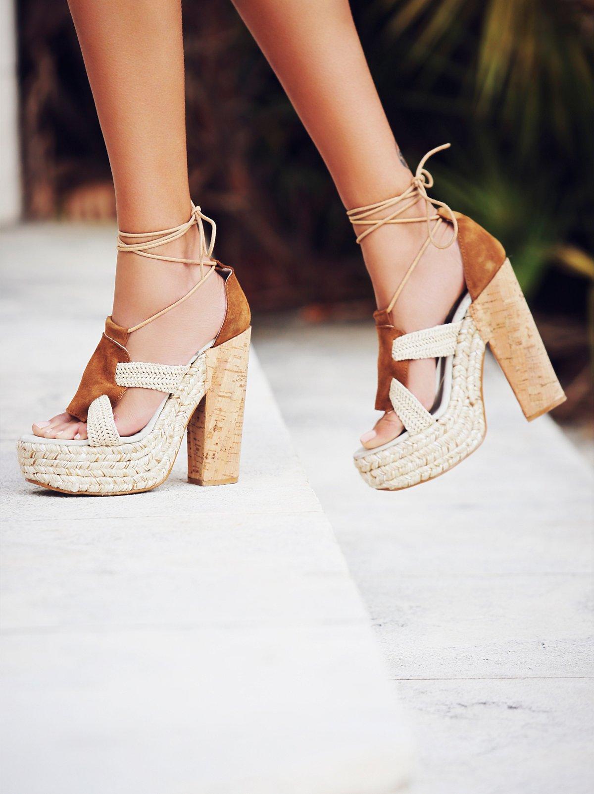 High Society高跟鞋