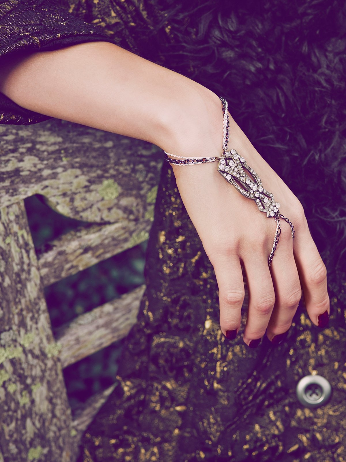 Deco Stone Handpiece
