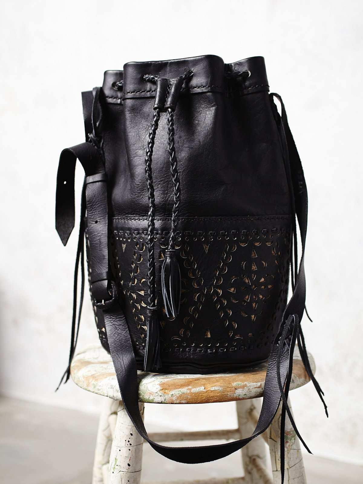 Quixote Bucket Bag