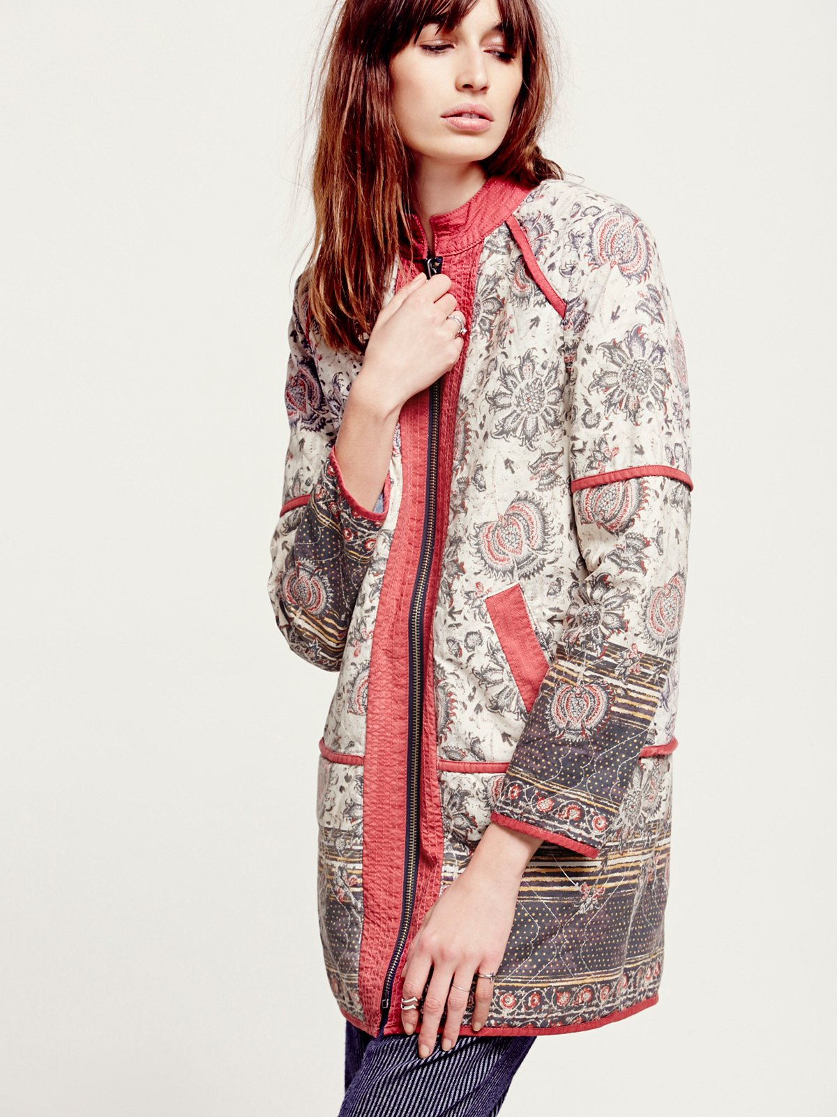 Belario绗缝夹克
