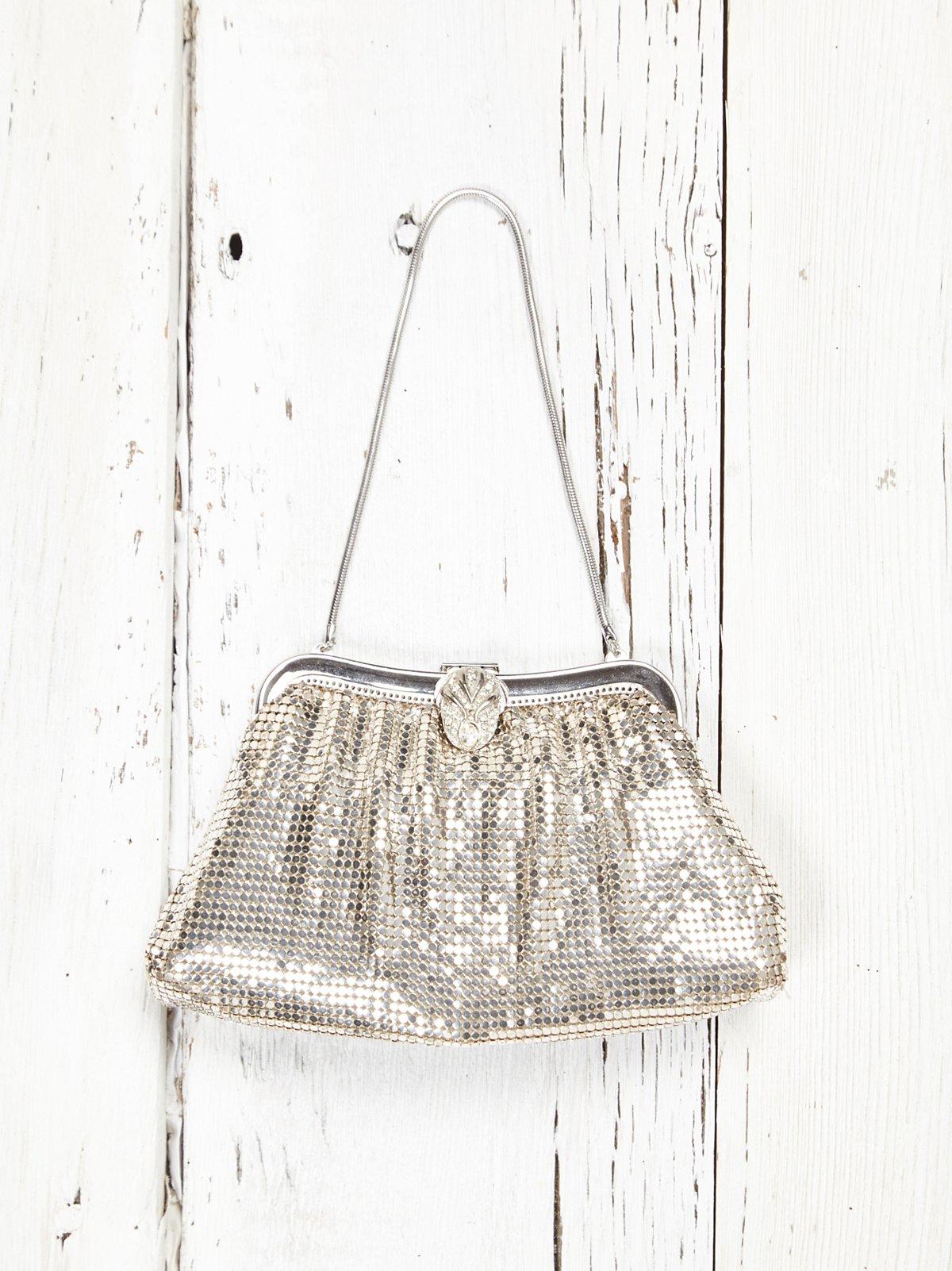 Vintage Whiting  Davis Bag