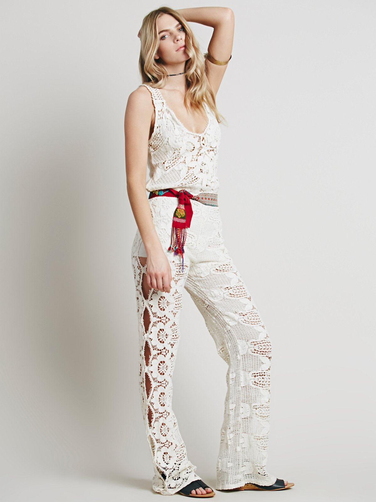 New Harmony Pants Romper