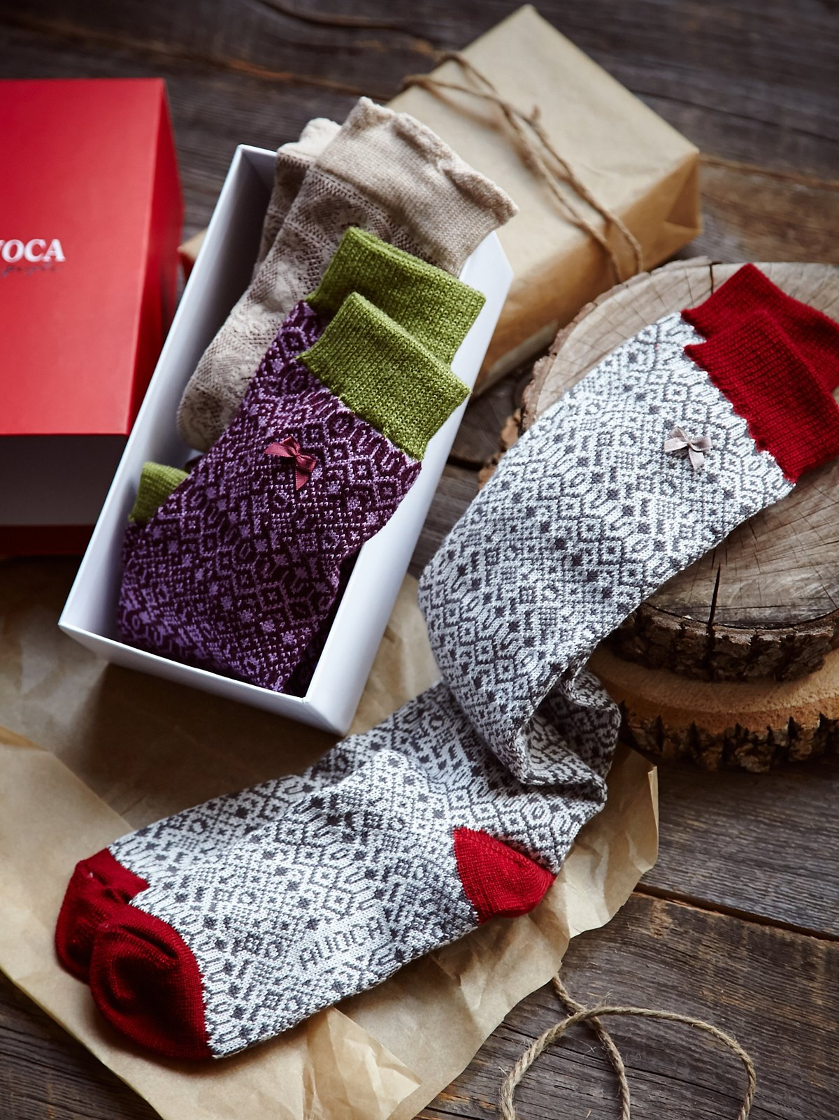 Avoca + Free People Holiday Box
