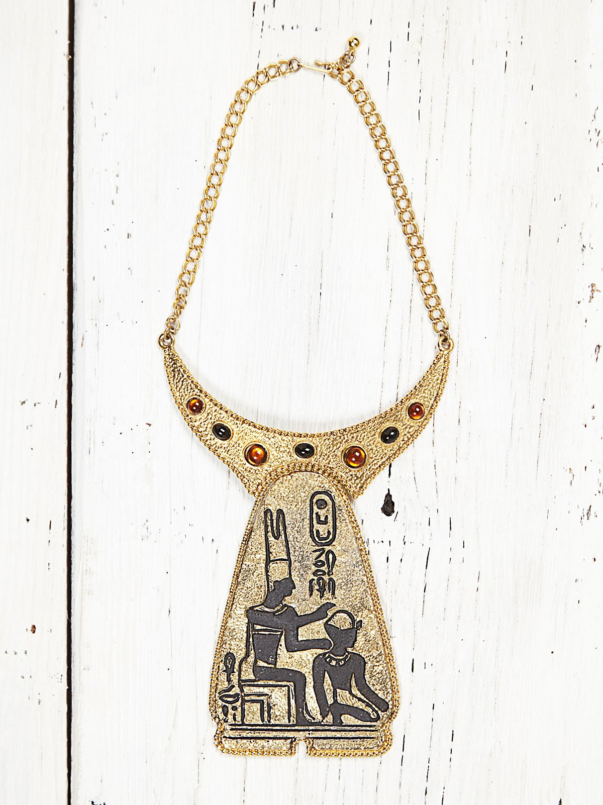 Vintage Egyptian Style Necklace