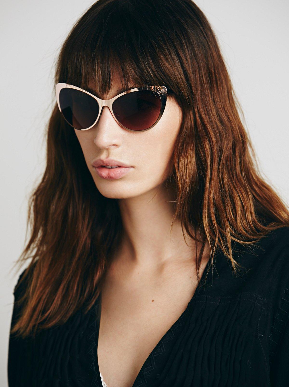 Lizzie猫眼太阳镜